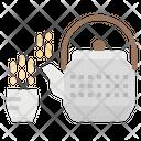 Tea Matcha Mug Icon