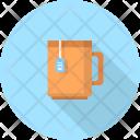 Tea Restaurant Concept Icon