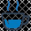 Tea Time Refreshment Icon
