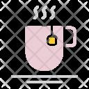 Tea Beverage Warm Icon