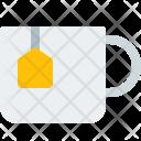 Tea Mug Teabag Icon
