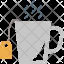Tea Bag Hot Icon