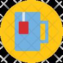 Tea Hot Bag Icon
