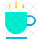 Hot Tea Beverages Coffee Icon
