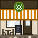Tea House Relax Icon