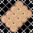 Tea Cookie Kitchen Icon