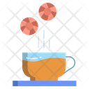 Tea And Biscuits Tea Biscuits Icon