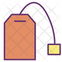Itea Bag Tea Bag Coffee Bag Icon
