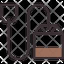 Tea Bag Tea Packet Bag Icon
