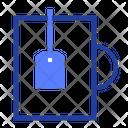 Tea Bag Cup Icon