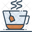Tea Bag Cup Tea Bag Icon