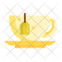 Tea Bag Cup Icon