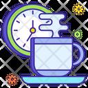 Tea Cup Tea Break Coffee Icon