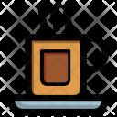 Tea Cup Break Icon