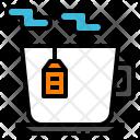 Tea Drink Hot Icon