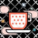 Refreshment Tea Teacup Icon