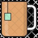 Tea Teabag Coffee Icon