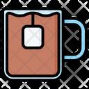 Tea Drink Breakfast Icon