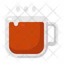 Winter Christmas Drink Icon