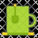 Tea Bag Break Icon