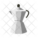 Tea Kettle Kettle Drink Icon