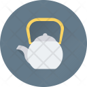 Tea Pot Kettle Icon