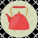 Tea Kettle Beverage Icon