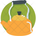 Tea Kettle Pot Icon