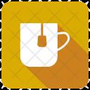 Tea Cup Teabag Icon