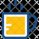 Hot Tea Mug Icon