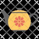 Teapot Traditional Tea Icon
