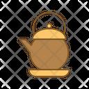Water Tea Pot Coffee Pot Icon