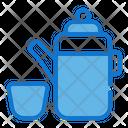 Tea Pot Ramadan Rug Icon
