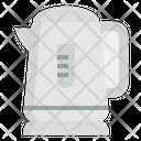 Kettle Steam Hot Icon