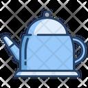 Tea Pot Tea Kettle Pot Icon