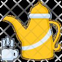 Tea Pot Kettle Coffee Kettle Icon