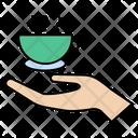 Tea Serve Coffee Icon