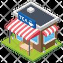 Tea Shop Icon