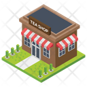 Tea Shop Icon