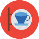 Tea Shop Coffee Icon