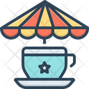 Tea Stall Icon