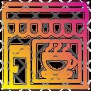 Tea Store Icon