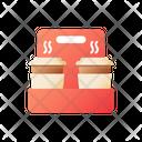 Tea Takeaway Coffee Takeaway Icon
