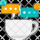 Tea Talk Icon