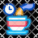Tea Standby Time Icon