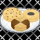 Tea Time Cookie Icon