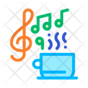 Music Hot Drink Icon