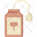 Tea Bag Shop Icon
