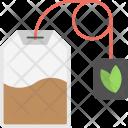 Tea Bag Green Icon