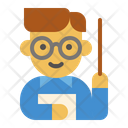 Back To School Education Student Icon